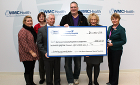 More Than $280,000 From Community Support to Benefit Patients at Bon Secours Community Hospital
