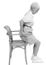 Arm Chair Push Ups